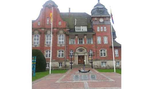 Papenburger - das Rathaus ist ein Haus voller Stolz