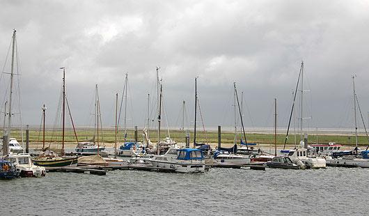 Spiekeroog - Hafen