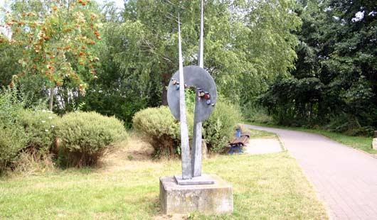 Kunst im Stadtpark Garbsen
