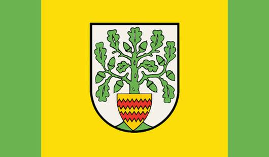 Flagge von Westerstede
