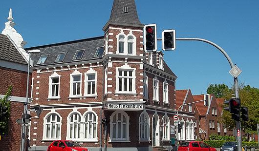 Wittmund - Haus Finkenburg
