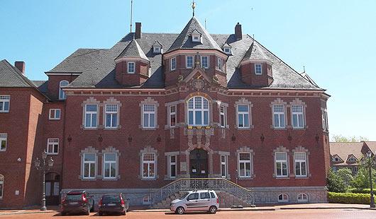 Wittmund - Kreishaus