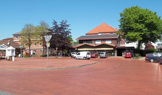 Wittmund - Marktplatz