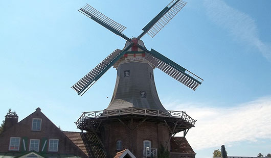 Wittmund - Windmühle