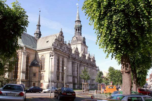 Hauptkirche Beatae Mariae Virginis in Wolfenbüttel