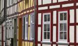 Typisch Eichsfeld - das Stadtbild von Duderstadt