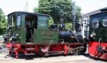 Museumseisenbahn in der Region Mittelweser