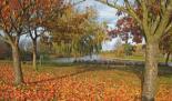 Herbst im Wangerland/Nordseeküste