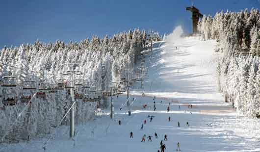 Wintersport am Wurmberg bei Braunlage ist am Wochenende möglich