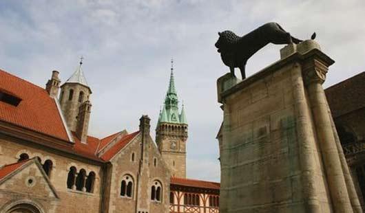 Ausflugsziel: Burg Dankwarderode in Braunschweig