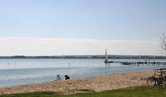 Ferienhäuser am Dümmer See