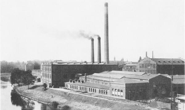 Routen der Industriekultur