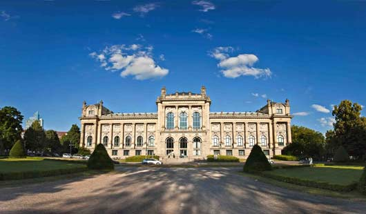 Landesmuseum Hannover - Fotorechte: Niedersächsisches Landesmuseum