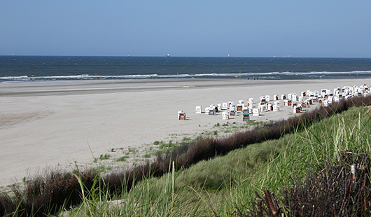 Spiekeroog - Strand