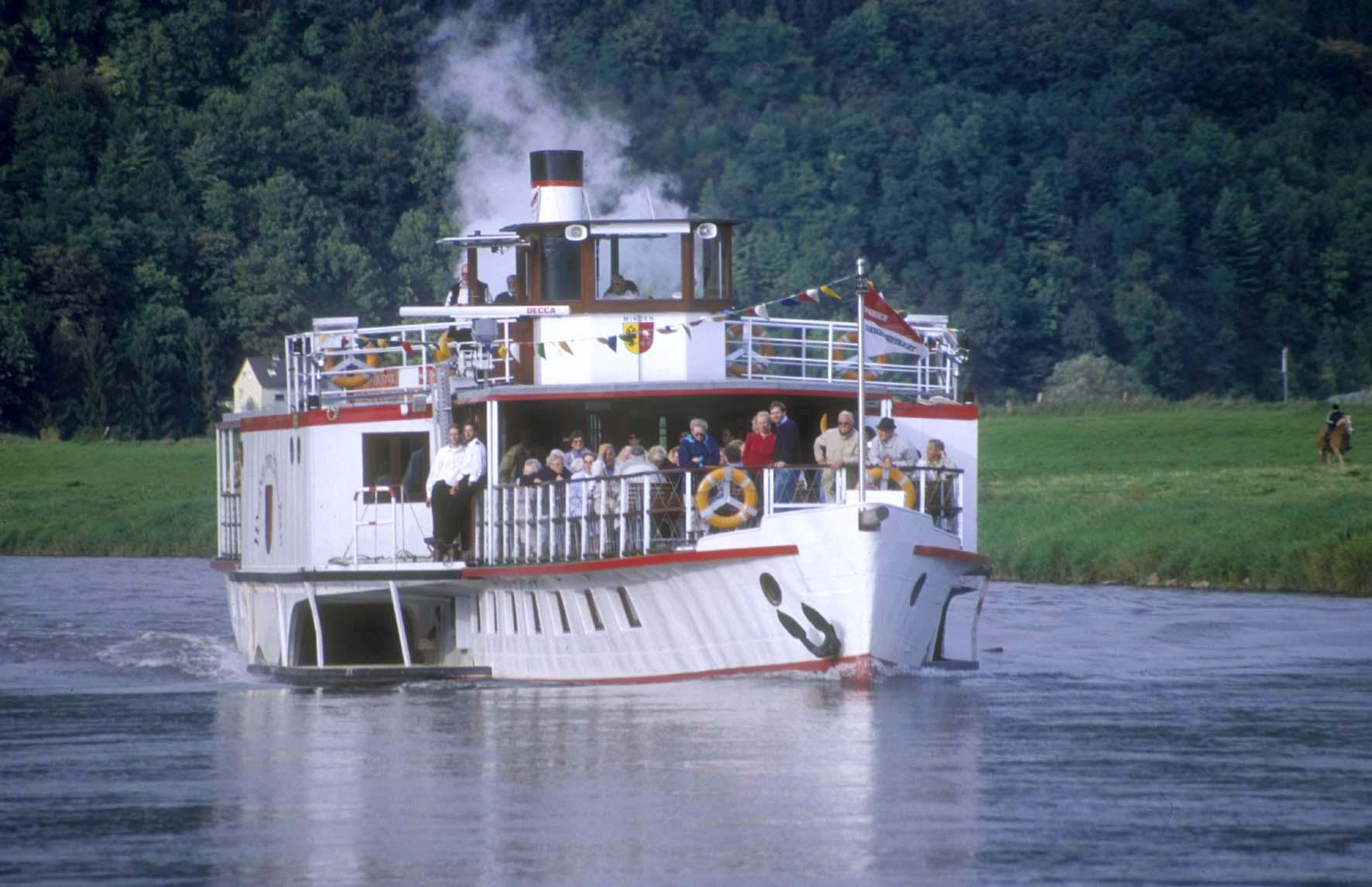 Weser-Dampfer