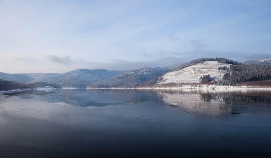 Winterurlaub im Harz - tolle Landschaften