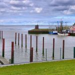 Dangast - der beschauliche Hafen