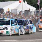 Rallycross-Finale 2012 auf dem Estering in Buxtehude