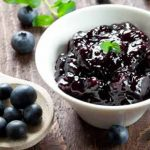 Heidelbeeren: Blaubeermarmelade - Rezept