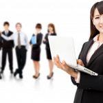 Frauen haben Rechte im Beruf