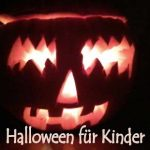 Halloween - Kinderparty mit Gruseln
