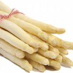 Spargel-Zucchiniragout mit zartem Kalbfleisch