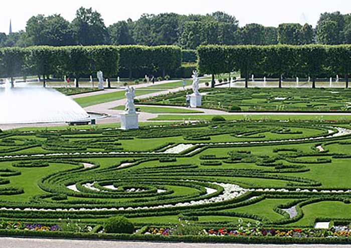 Herrenhäuser Gärten - Top-Sehenswürdigkeit in Niedersachsen