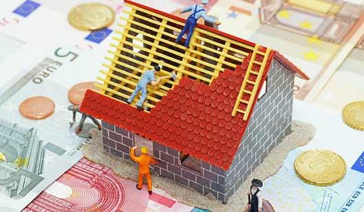 Gute Immobilienfinanzierung einplanen