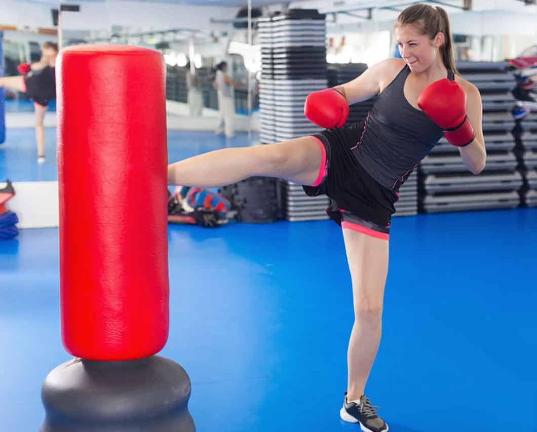 Kickboxen als ALternative zum klassischen Faustkampf