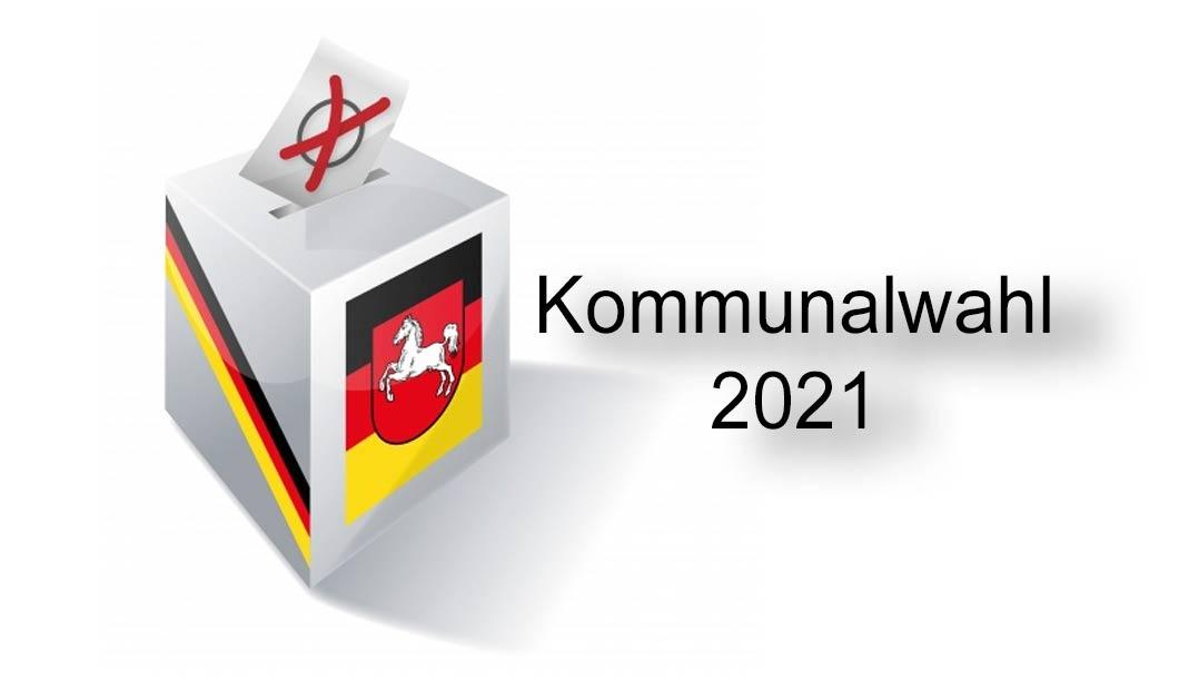 Kommunalwahl 2021 - Ergebnisse