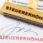 Landkreistag fordert Steuererhöhungen