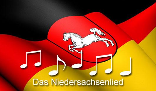 Das Niedersachsenlied - sturmfest und erdverwachsen