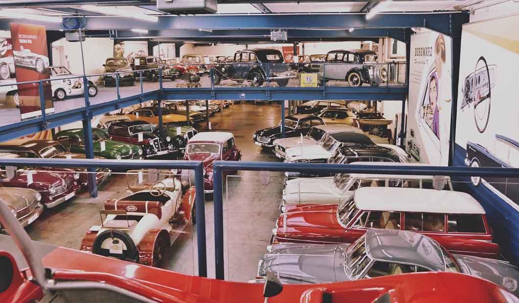 PS.Speicher Einbeck - Depot Automobil
