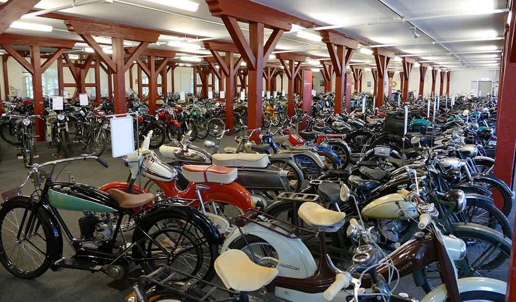 PS.Speicher Einbeck - Depot Motorrad