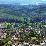 Malerisch gelegenes Bad Essen - © Tourist Info Bad Essen