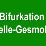 Bifurkation Melle-Gesmold