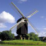 Die Papenburger Bockwindmühle ist die älteste Mühle im Emslande