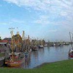 Alter Fischereihafen von Greetsiel - Foto G. Dehne