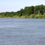 Die Weser bei Stolzenau