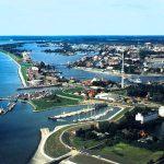 Wilhelmshaven - Schleusensiel/großer Hafen