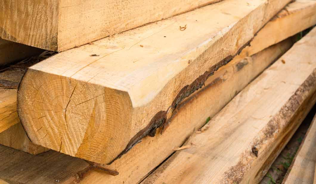 Mangel: Rohstoff Holz ist teuer und schwer zu bekommen