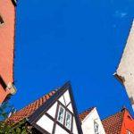 Ausflug in das Viertel Schnoor in Bremen