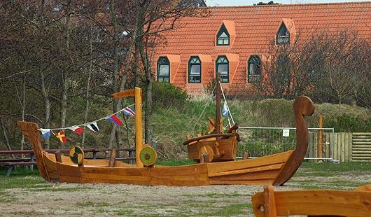 Spiekeroog - Spielplatz