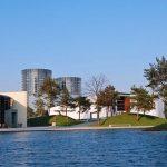 Ausflugsziel: die Autostadt in Wolfsburg