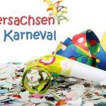Übersicht Karneval in Niedersachsen 2016