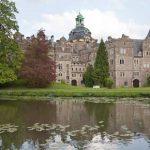 Ansicht auf die Anlage von Schloss Bückeburg - Foto © Schloss Bückeburg