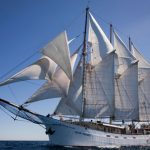 Kommt nach Wilhelmshaven: Segelschoner Kapitan Borchardt