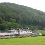 Erlebnisschifffahrt auf der Mittelweser